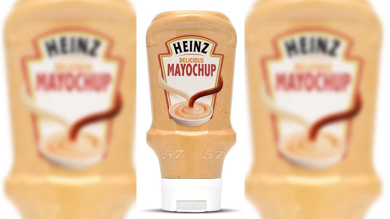 'Mayochup': Heinz debuts controversial ketchup, mayonnaise mixture