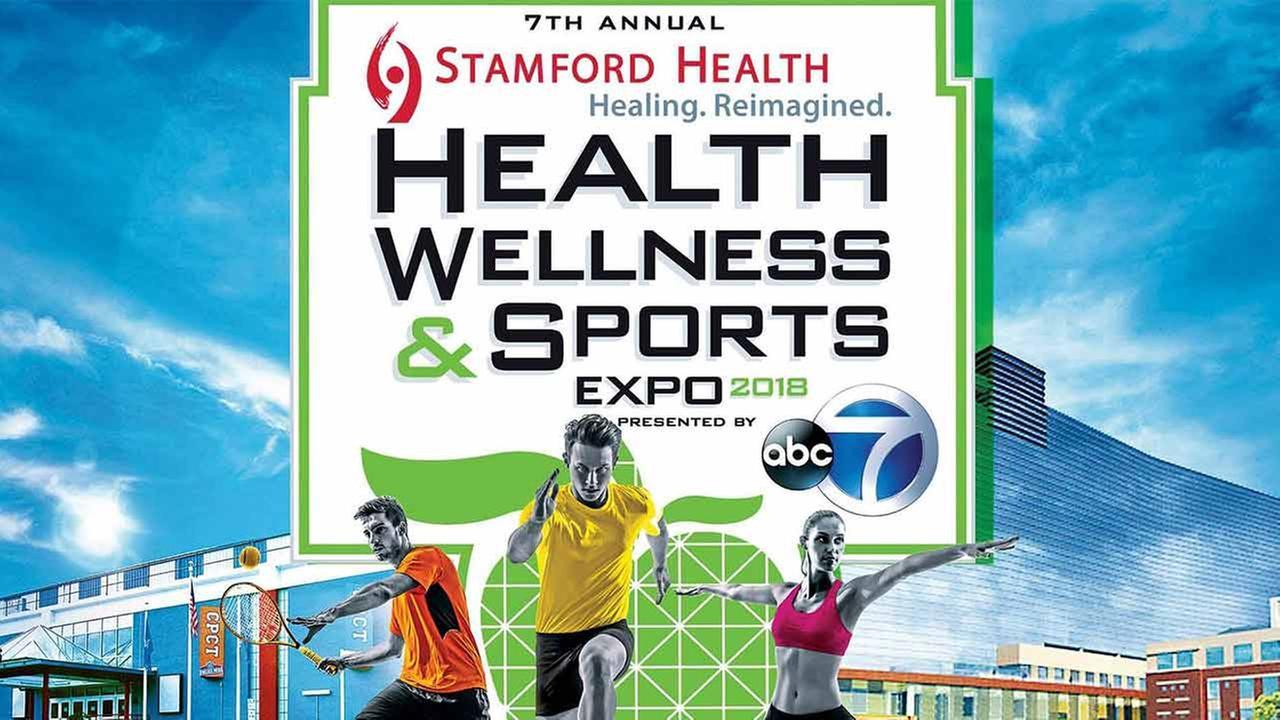 Stamford Health: Health Wellness & Sports Expo 2018