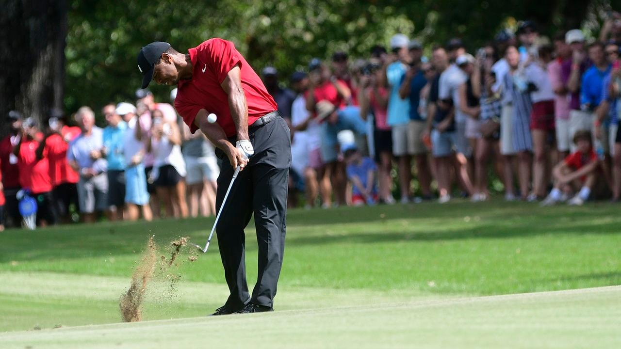 Tiger Woods wins Tour Championship for 80th PGA Tour title and first in more than five years