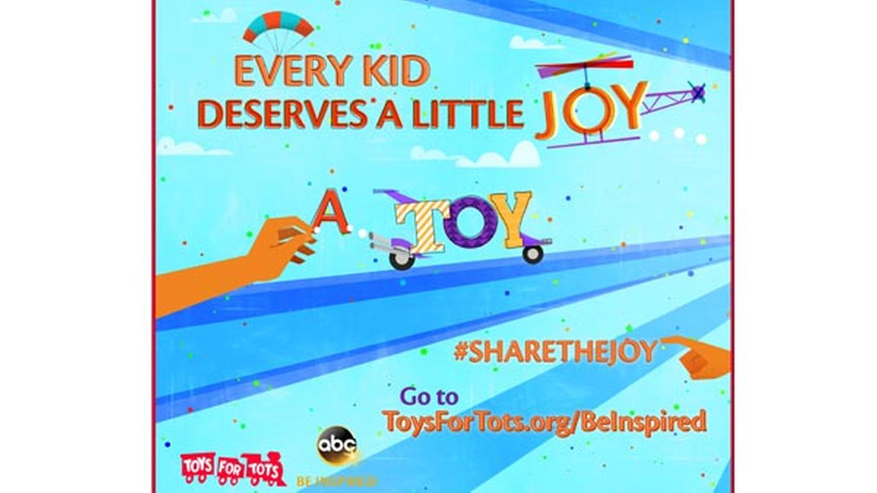 Toys for Tots Program: Help Share the Joy