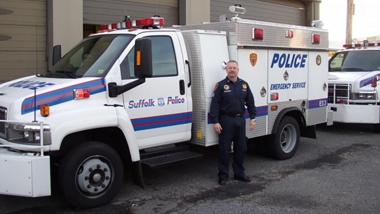 Retired Suffolk County police sergeant dies of 9/11-related cancer