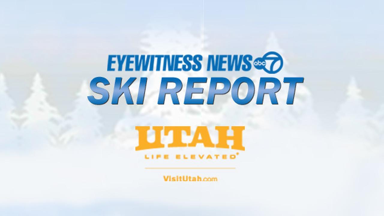 The Eyewitness News Ski Report