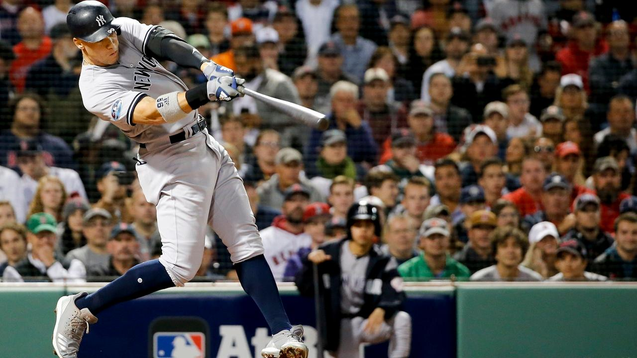 Yankees beat Red Sox 6-2 in Game 2 of ALDS