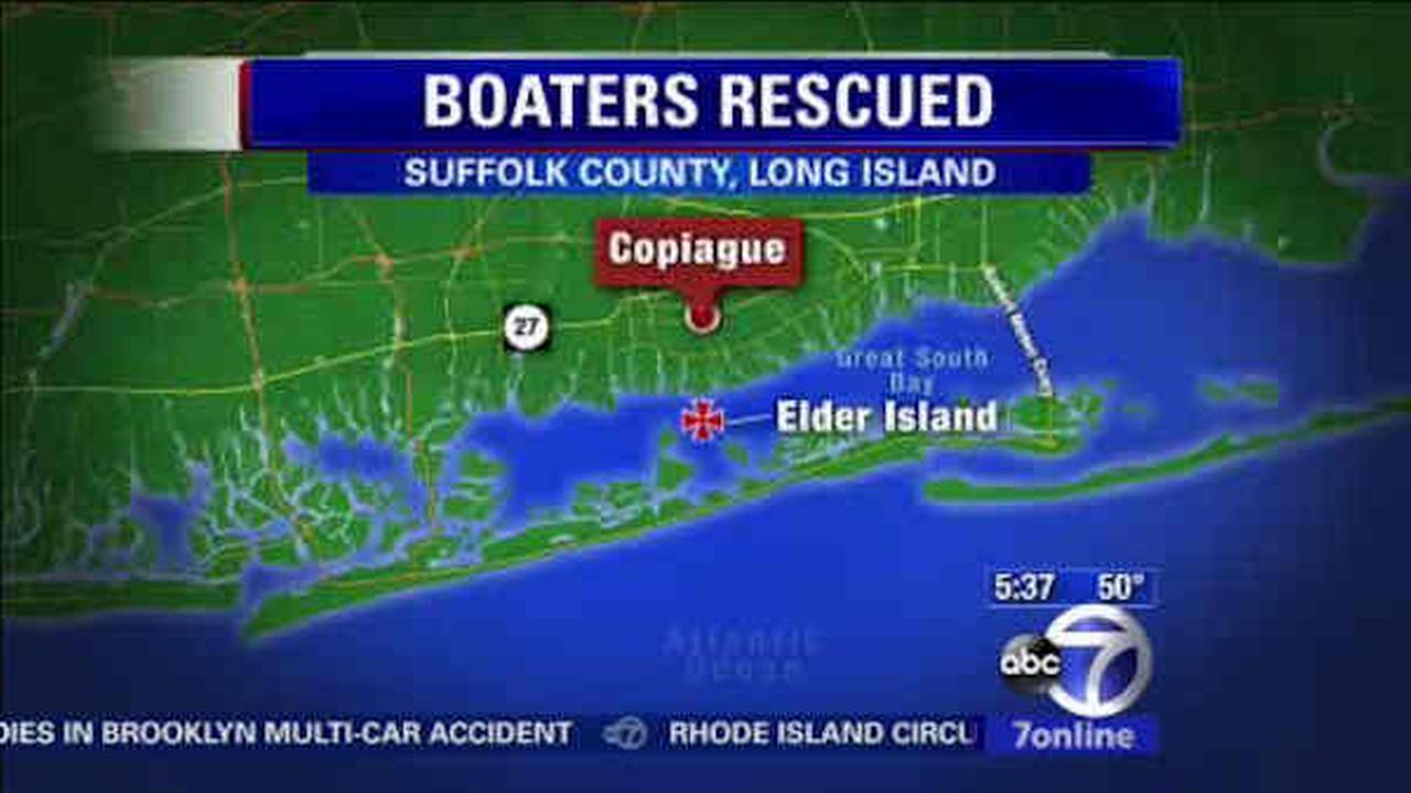 elder island boat rescue
