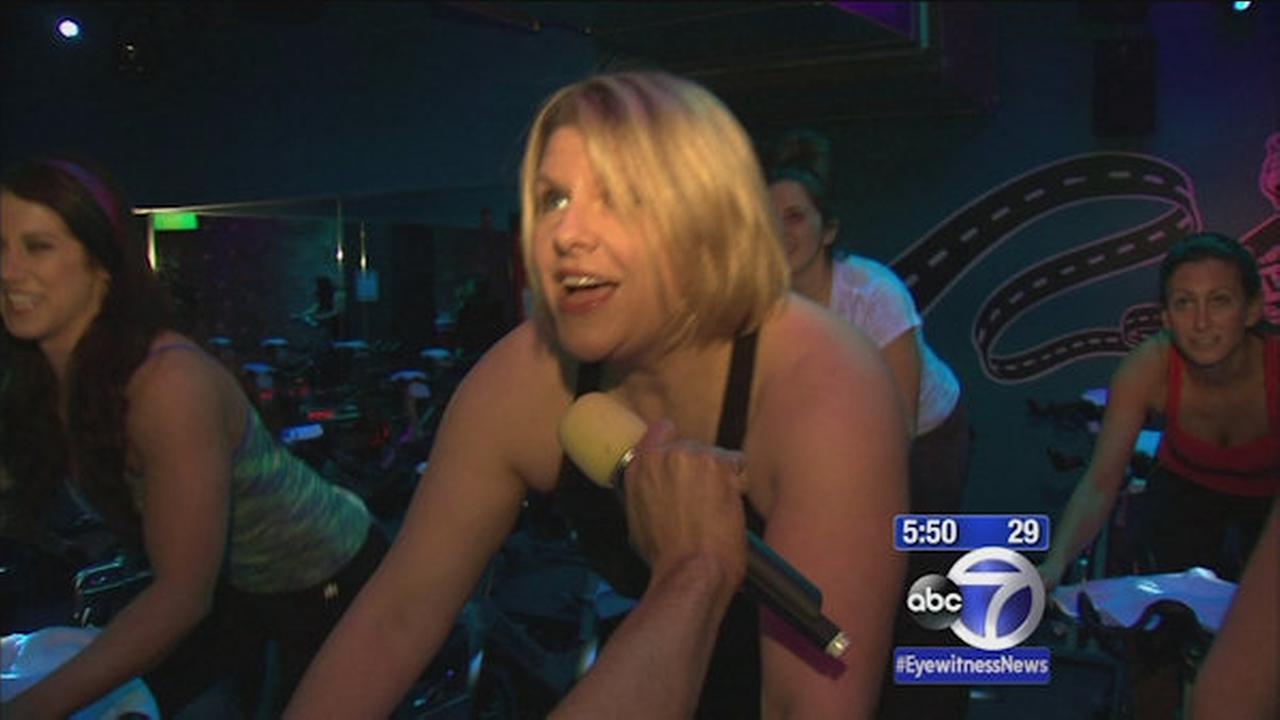 spinning karaoke