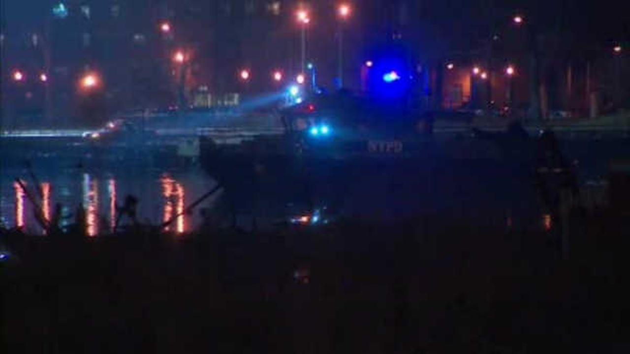 Police discover what they believe to be hand floating in water near Coney Island park