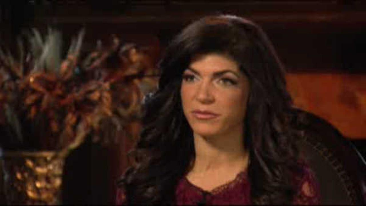 'Real Housewives of New Jersey' star Teresa Giudice reports to federal prison