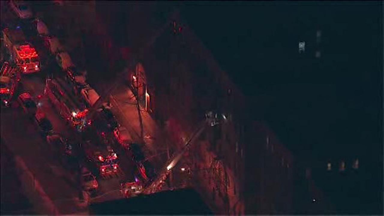 11 injured in 2-alarm Kingsbridge fire