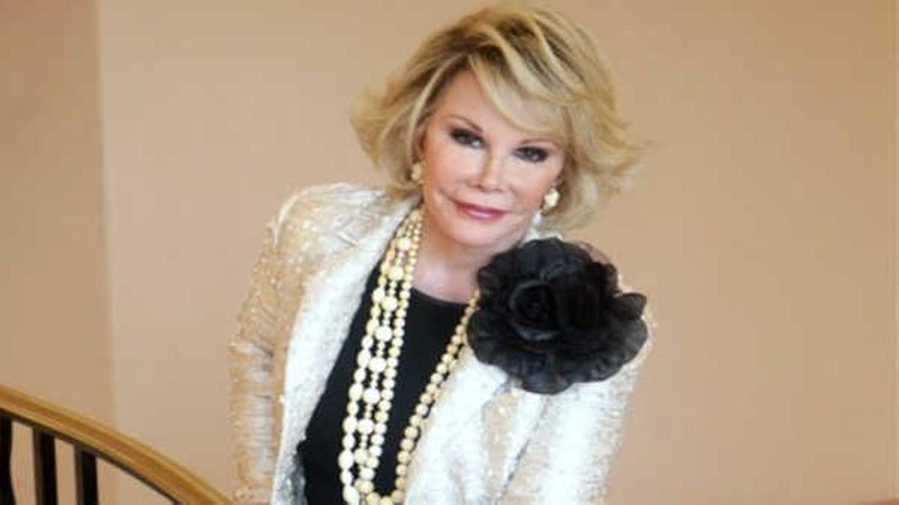 EMS workers accessed Joan Rivers' 911 records without reason