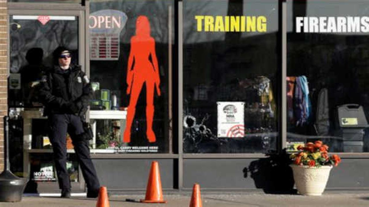 Kansas owner of a female gun shop killed during botched robbery