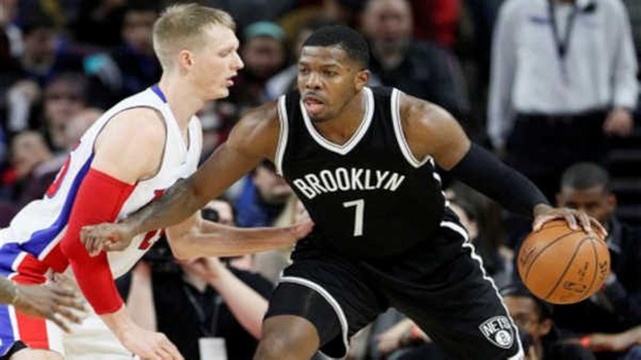 Nets lose 98-93 to Pistons