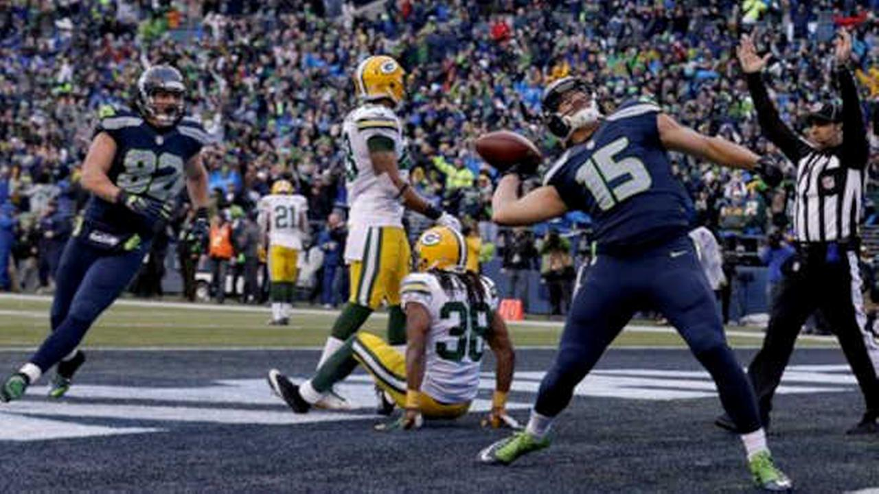Seahawks advance to Super Bowl with 28-22 OT win over Green Bay