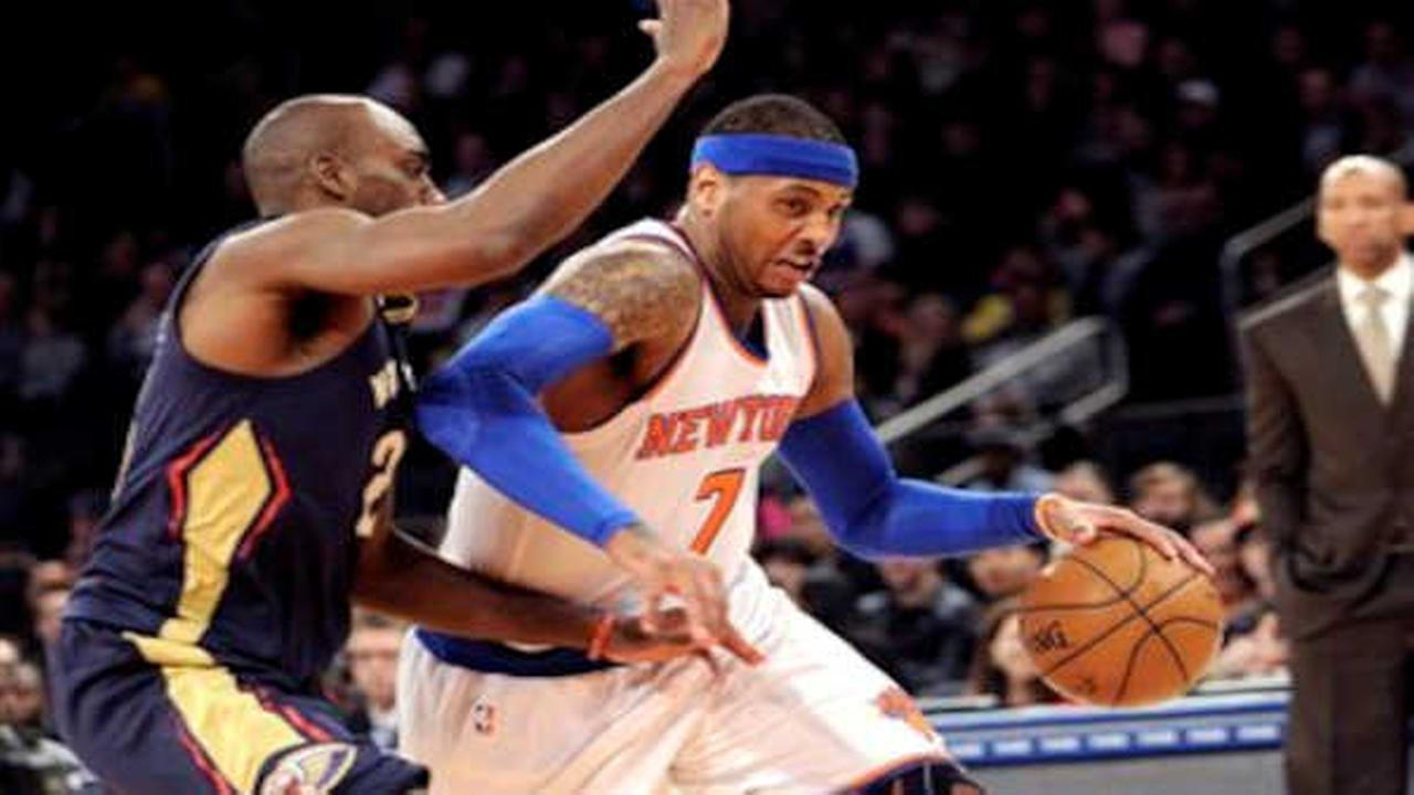 Knicks snap 16-game losing streak with win over Pelicans