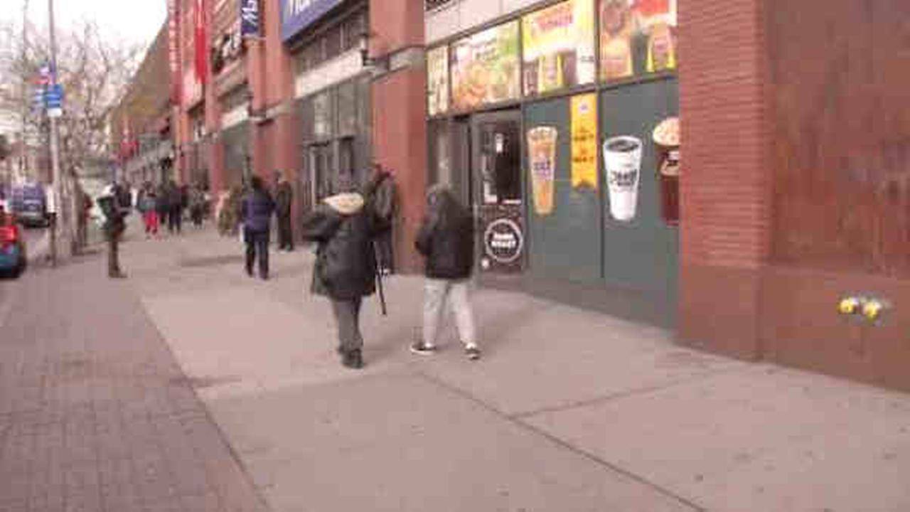 Suspect facing charges after NYPD sergeant punched in face while on her way to work