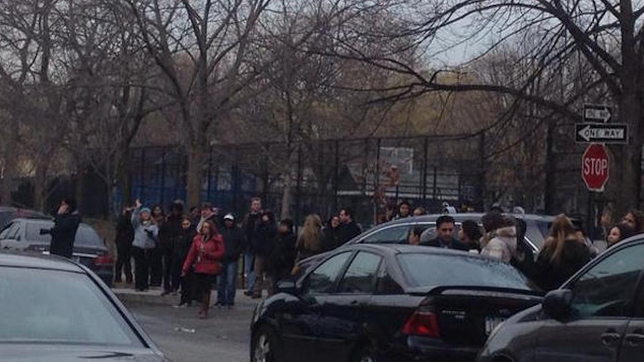 school lockdown brooklyn
