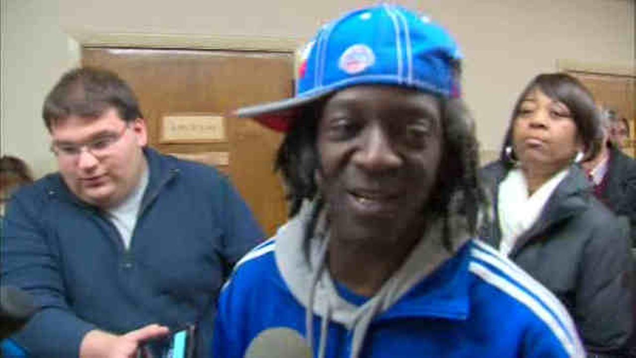 Flavor Flav appears in court for traffic stop