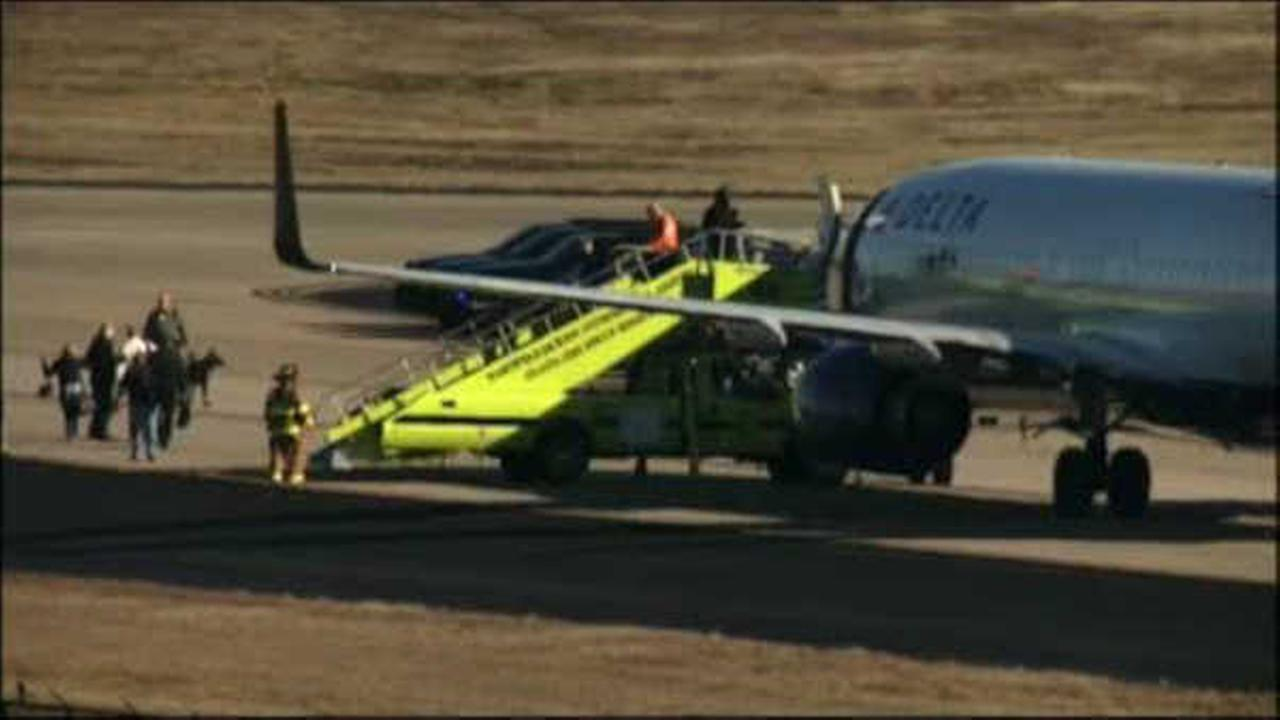FBI: No bombs found on planes at Atlanta's main airport after threat