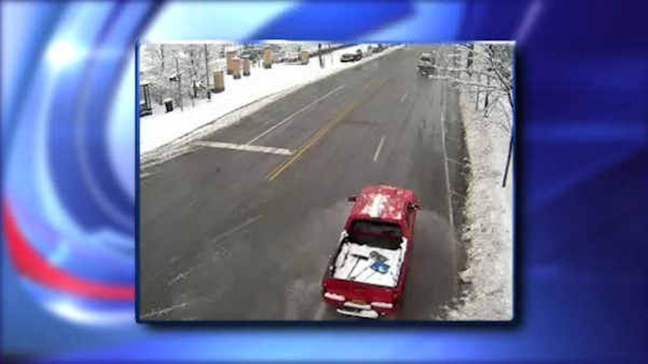 Police looking for truck involved in New Rochelle hit and run