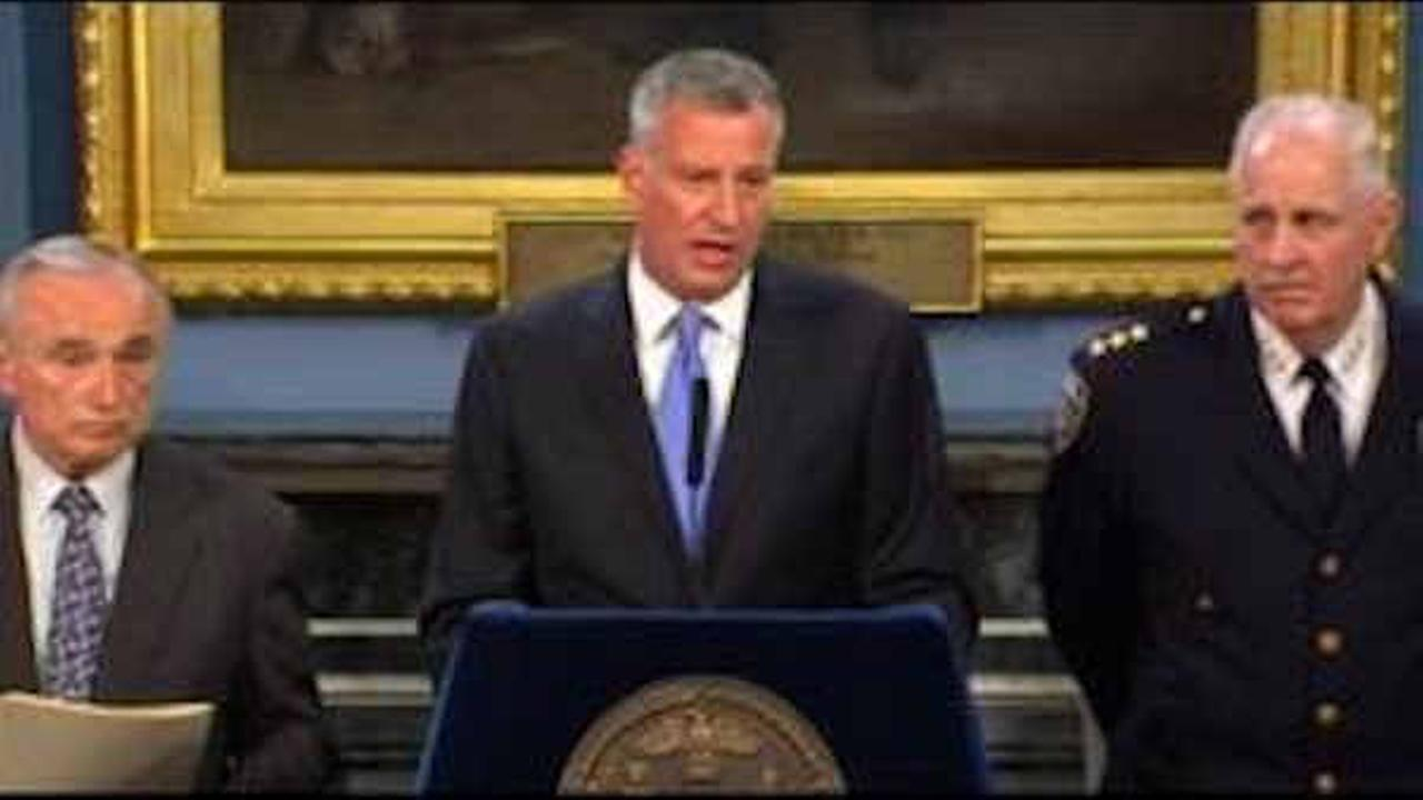 New York City Council begins hearings on NYPD-community relations