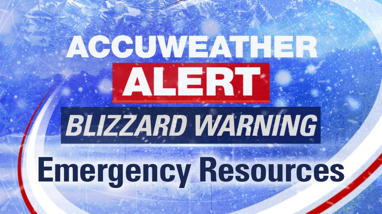 Winter weather emergency resources for the New York area