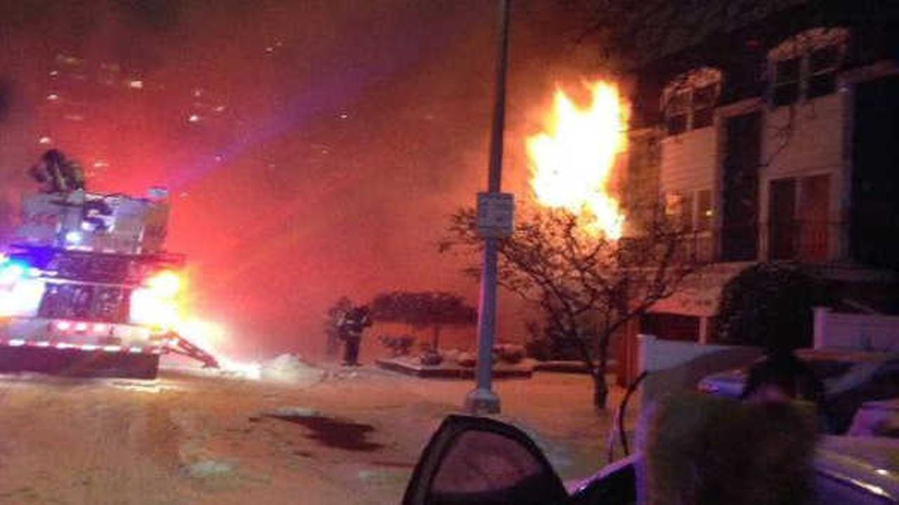 2-alarm Queens fire blamed on candle