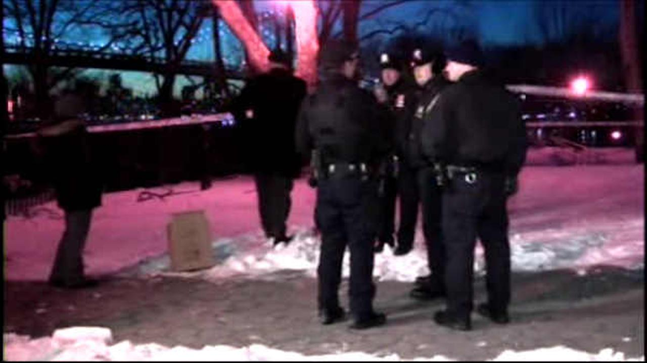Man killed in shooting near Astoria Park pool in Queens
