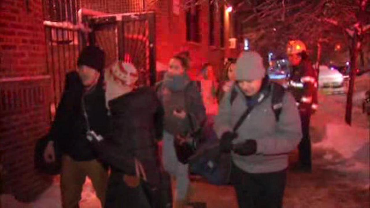 100 evacuated from Washington Heights building due to carbon monoxide