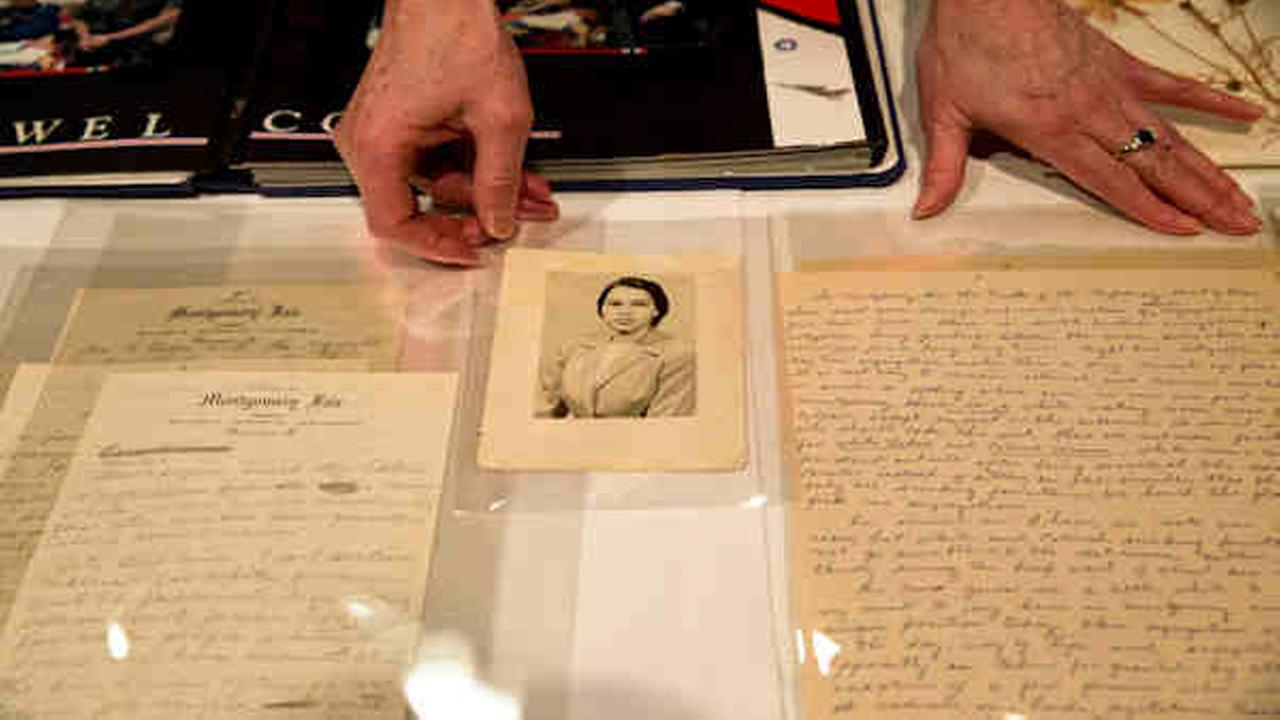 Rosa Parks' archive opening to public at Library of Congress