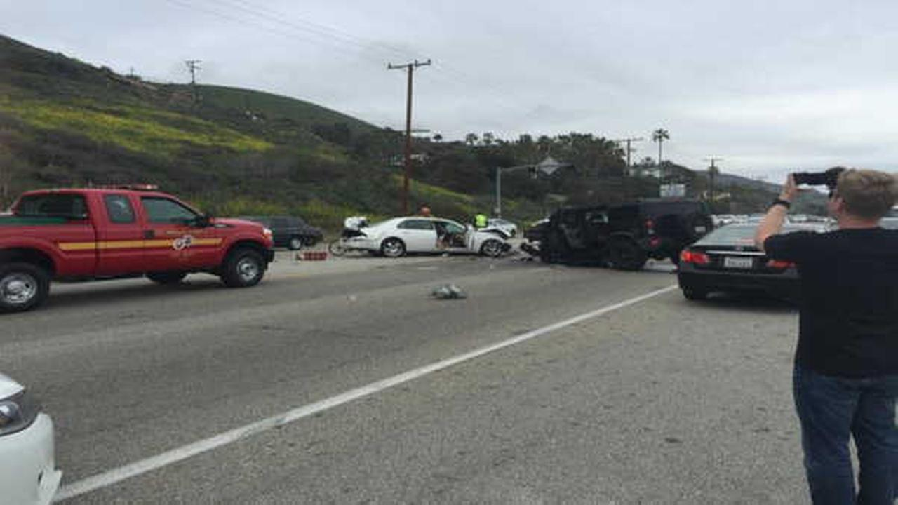 Publicist: Bruce Jenner wasn't texting during fatal crash