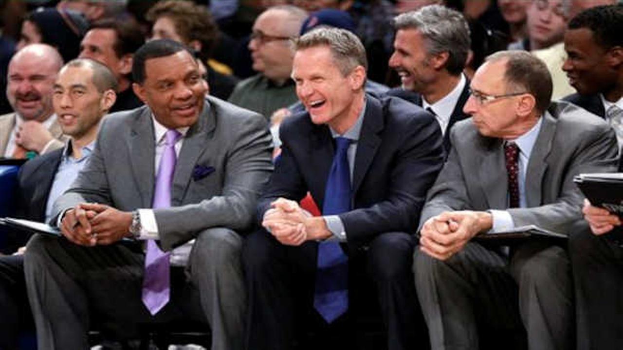 Warriors beat Knicks 106-92 in Kerr's MSG coaching debut
