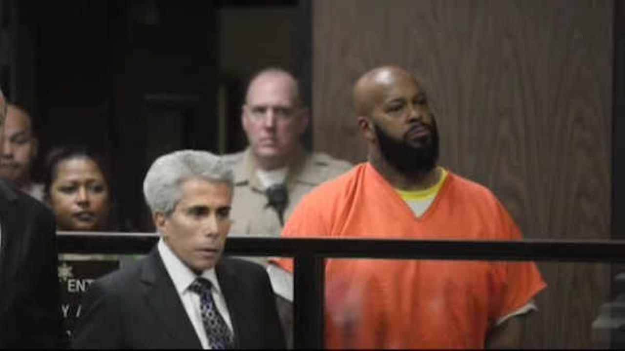 Former rap mogul Marion 'Suge' Knight to stay behind bars