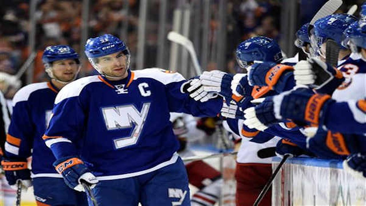 Bailey, Tavares score 2 each in Isles' win over Blue Jackets