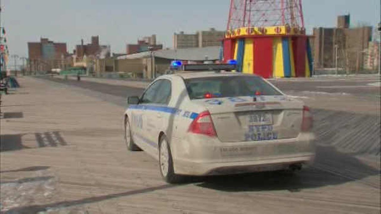 Body of man, 77, discovered on boardwalk at Coney Island
