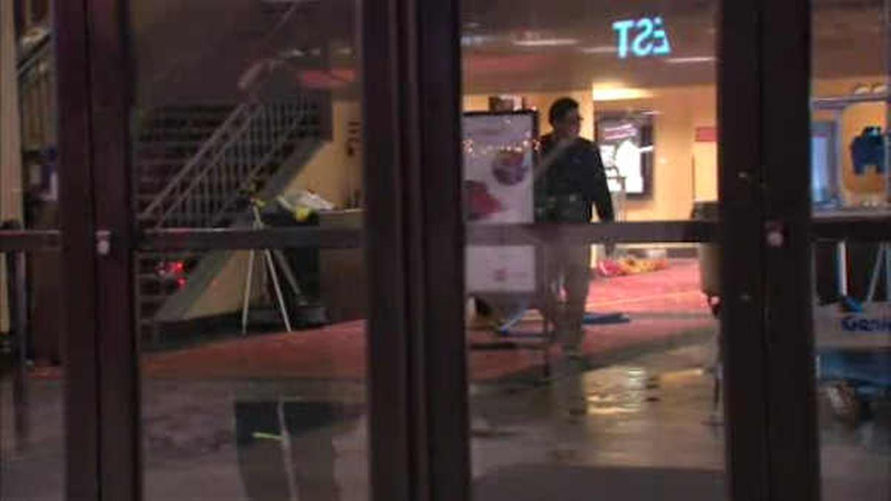 Upper West Side movie theater closes down after sprinkler bursts