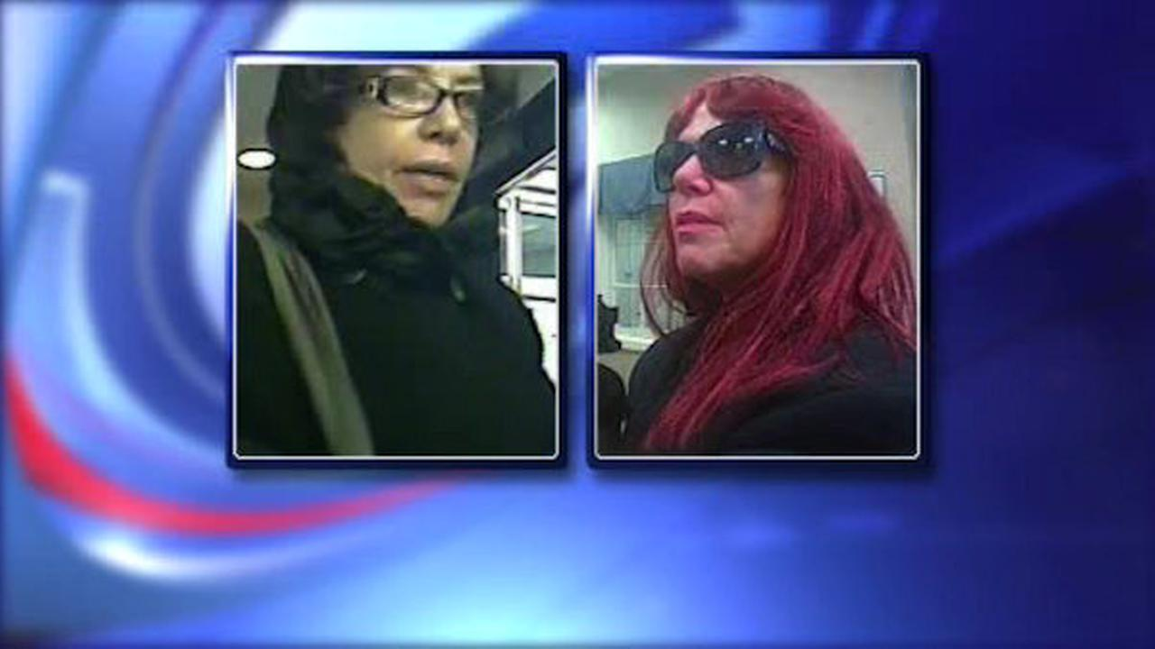 Red wig bank robbery suspect arrested in Glen Rock, New Jersey heist