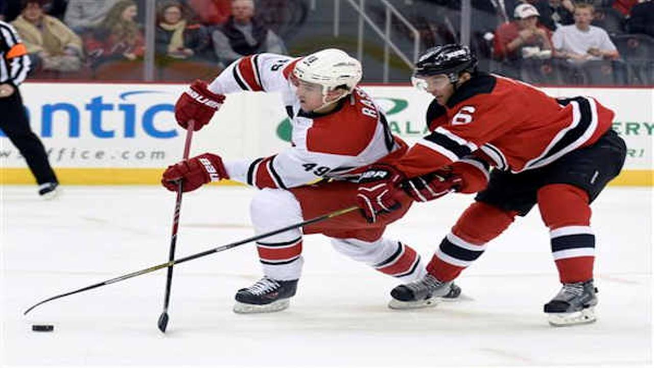 Andy Greene ends long goal drought; Devils win 3rd straight