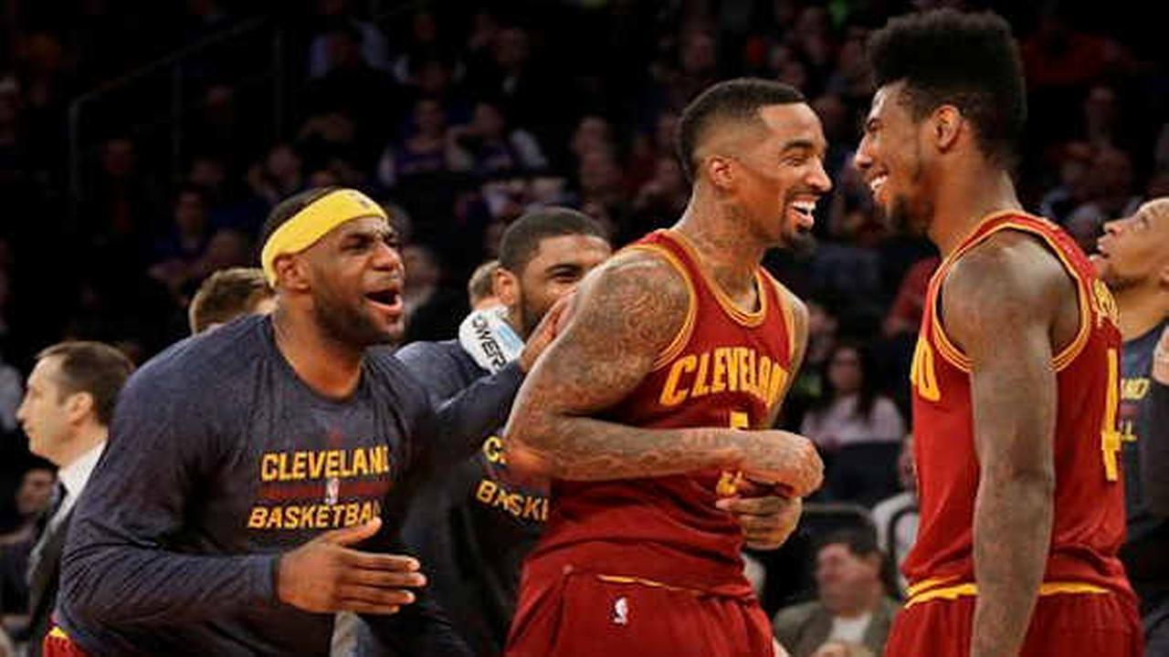 Knicks crushed by Cavs as JR Smith, Iman Shumpert's return back to New York