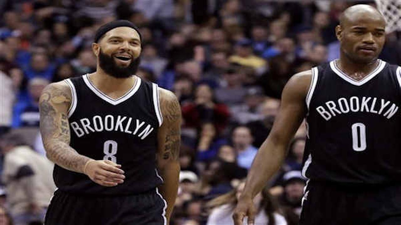 Deron Williams' 25 points lead Nets to 104-94 win over Mavericks