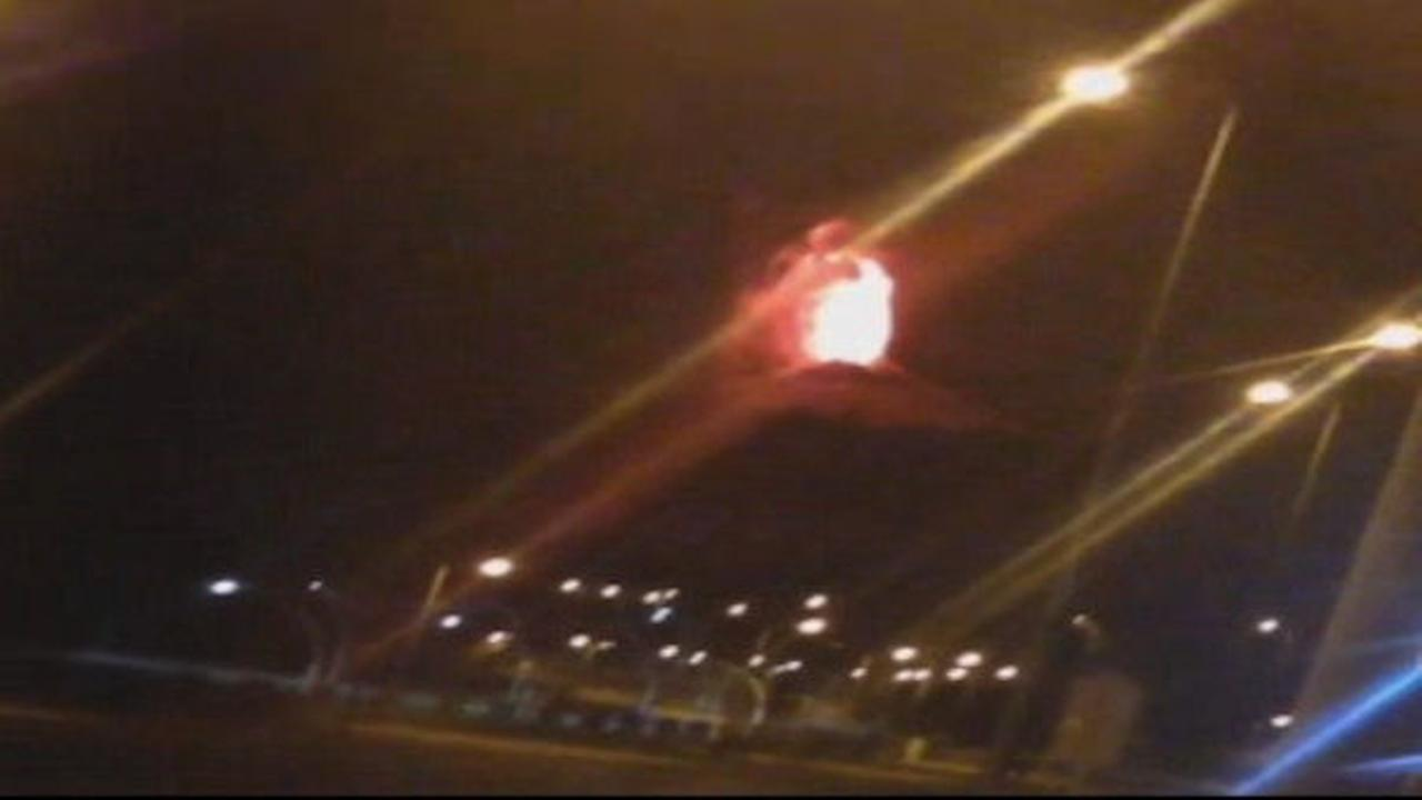 Volcano in southern Chile erupts, thousands evacuated