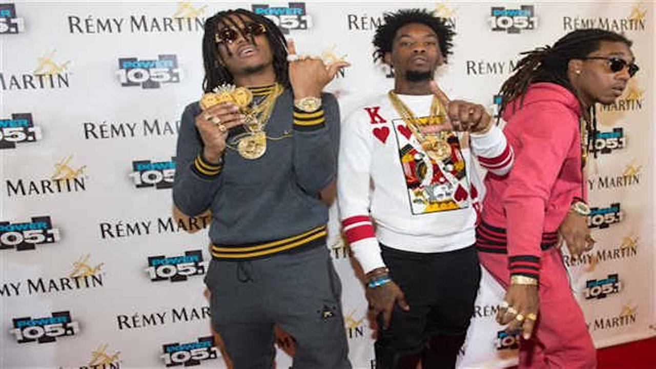 6 stabbed, 1 robbed during Migos concert in Albany