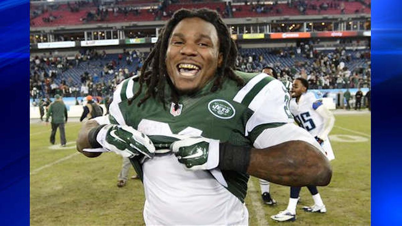 Former Jets running back Chris Johnson wounded in Florida drive-by shooting
