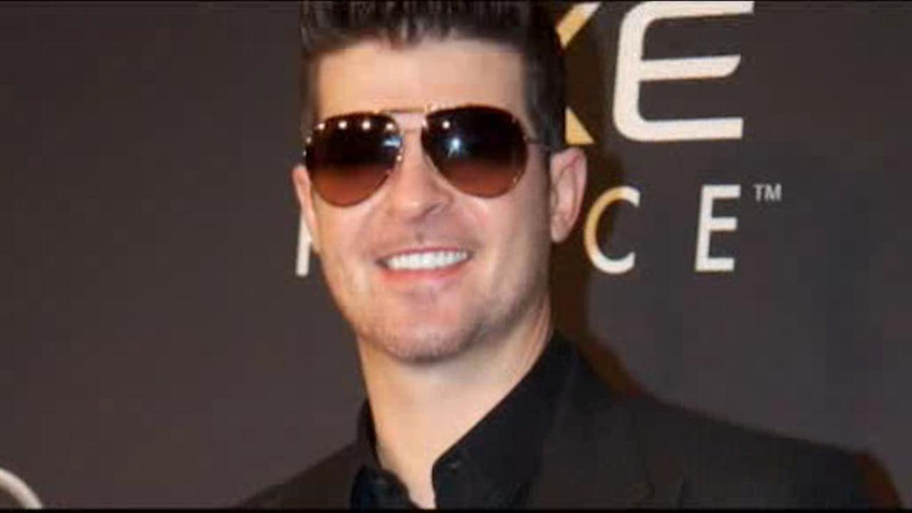 Jury finds Pharrell, Robin Thicke copied Marvin Gaye song for 'Blurred Lines