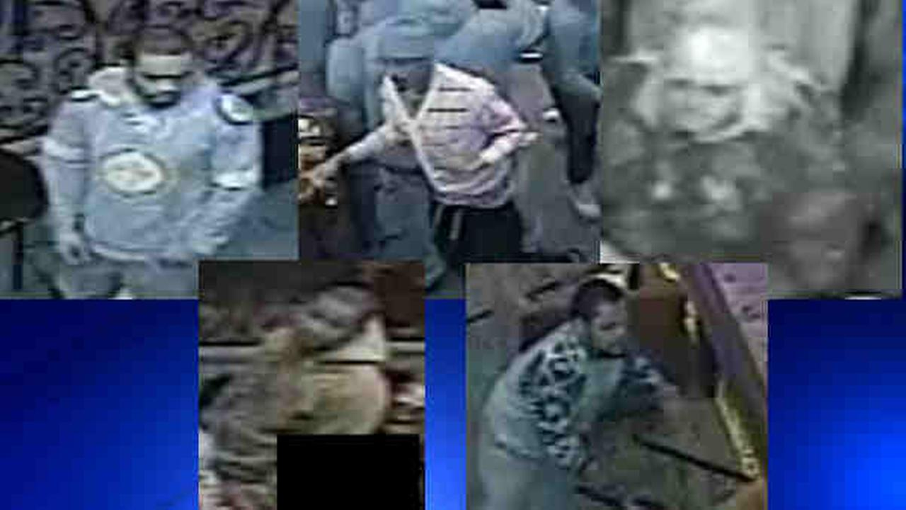 NYPD looking for suspects in multiple stabbing, robbery at Purlieu Night Club