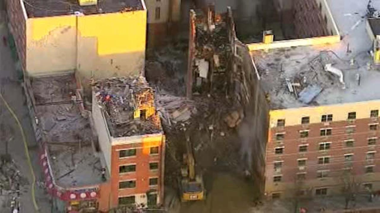 One-year anniversary of East Harlem explosion that left 8 dead