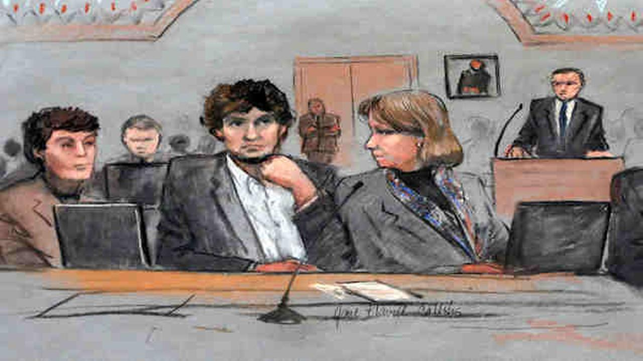 Defense rests in first phase of Boston Marathon bombing trial after 4 witnesses