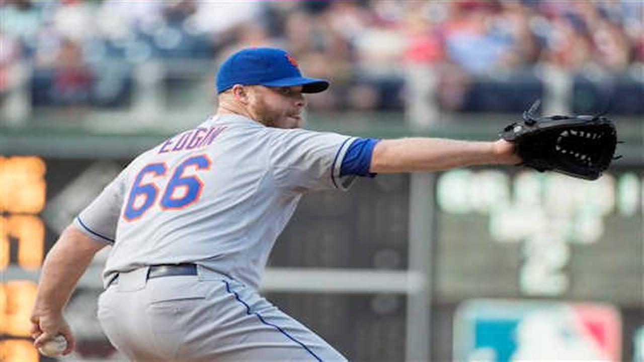Mets reliever Josh Edgin to have season-ending Tommy John