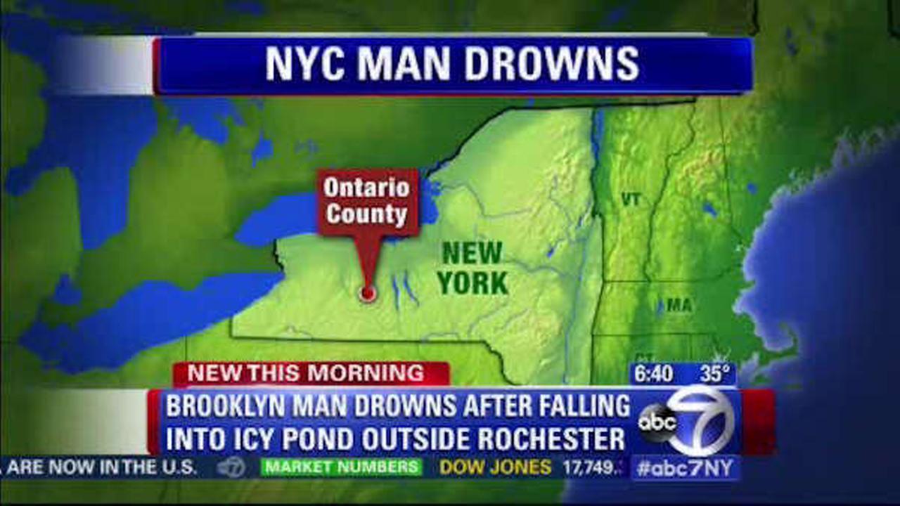 queens man drowns saving dog