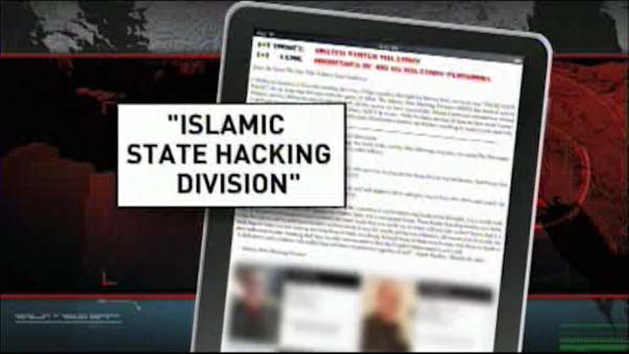 US military warns 100 service members of online threat by group linked to ISIS