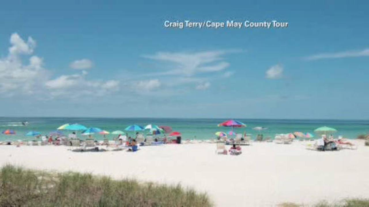Cape May named best family beach in US by travel site