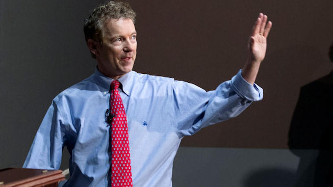 Kentucky Senator Rand Paul launches 2016 presidential campaign